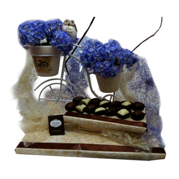 Rolling Chocolate Arrangement