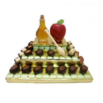 apple and honey chocolate gift