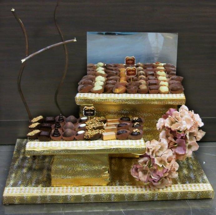 AO890 עיצוב שוקולד