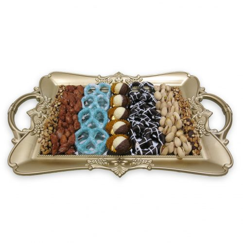 Chanuka Mirror Tray