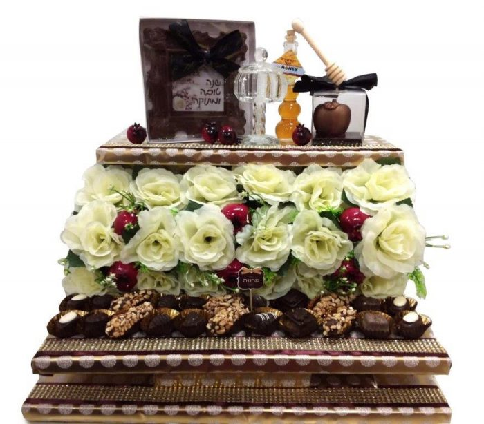 RH210 עיצוב שוקולד עם דבש